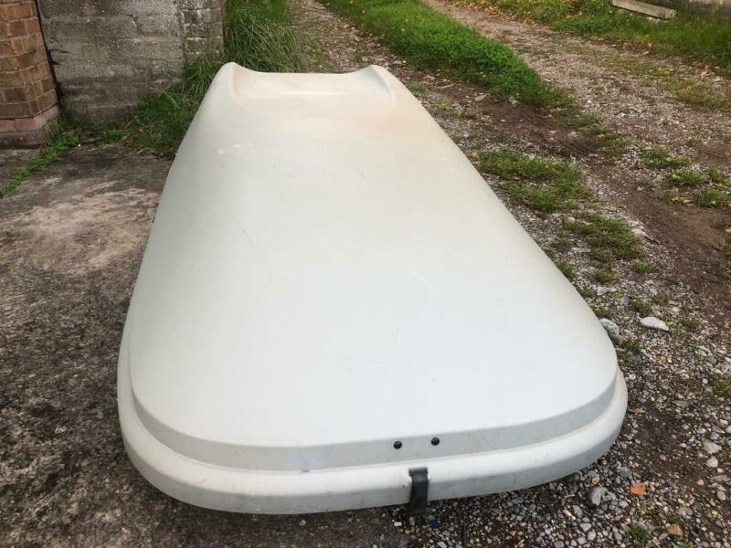 Used, Roof box for sale  Bristol, Bristol
