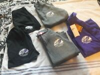 3 girls jumpers 12-13,2 skorts all v good condition&new P.E jacket