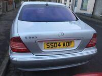 Mercedes s 500l
