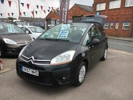 Citreon C4 Picasso 1.8 2008 *** 6 MONTHS WARRANTY! ***