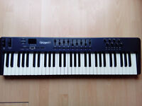 M-Audio Oxygen 61 Midi Keyboard USB (3rd Generation) Pro-Audio Midi Controller - Pro / Home /Studio