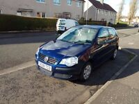 2008 Volkwagen Polo 1.2 / Low Mileage (Only 40K) / Service History / Very good Condition