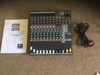 Soundcraft EFX8 Mixing Desk (EXCELLENT CONDITION)