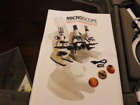 Childrens Digital Microscope Kit £10