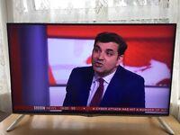 "40"" lg 4k ultra hd smart led tv, few months old"