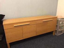 Large sideboard. Delivery