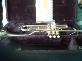 Yamaha 4335gii Trumpet