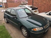 Rover 200 diesel 5door. 2 Owners