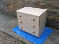 Chest of Drawers 3 draws #FREE LOCAL DELIVERY#
