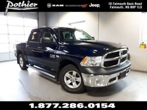 2017 Ram 1500 ST | HEATED MIRRORS | REAR CAMERA | UCONNECT |