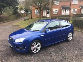 Ford Focus 2.5 ST-3 225 SIV 2005