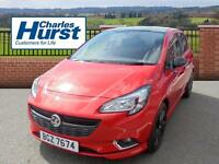 Vauxhall Corsa LIMITED EDITION (red) 2016-04-07