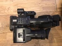 SONY PMW-EX3 (CAMERA, LENS, CASE, CARDS, CARD READER, BATTERIES, CHARGERS)