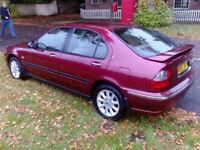 Rover 45-Timewarp condition-Genuine 31,000 miles