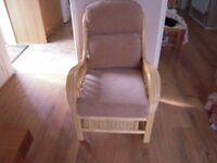 NEW CONSERVATORY ARMCHAIR N0W REDUECED
