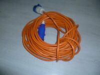 caravan hook up cable selling for £10 pick up North Glasgow g22yau