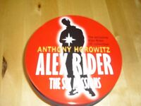 Alex Rider -: 37 disk collection of 6 full length stories, (near Glasgow)
