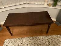 Stag minstrel coffee table
