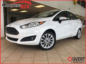 2014 Ford Fiesta SE NAVIGATION S.CHAUF BLUETOOTH CRUISE 103$/2SE