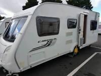 Family 6 berth caravan for sale