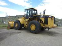 2004 Caterpillar 980G series 2 wheel loader