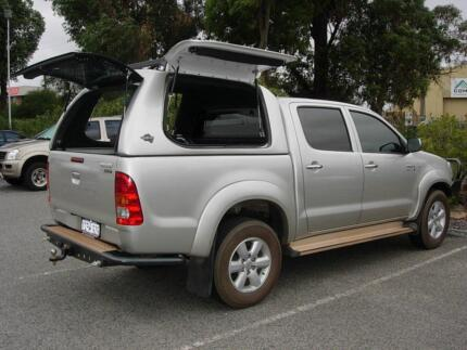 Hilux WorkSmart canopies -  model run out -  MAKE AN OFFER Daisy Hill Logan Area Preview