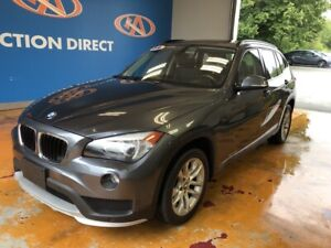 2015 BMW X1 xDrive28i NEW TIRE'S.HUGE PANO SUNROOF! AWD!