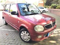 2001 PERODUA KELISA 1.0 EZI AUTOMATIC 70 MPG READY TO GO