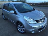 Nissan note 1.4 Petrol 2009 navigation