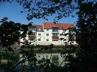 2 Bed Flat Waterfront Bath With Garage Parking