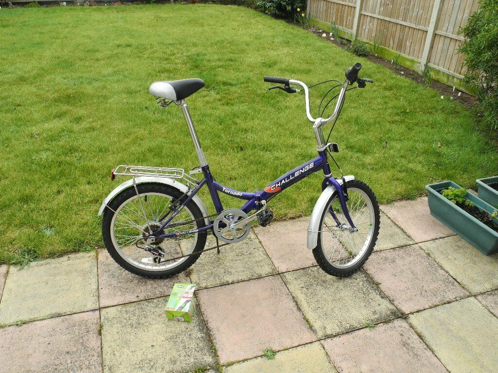 Fold Up Bicycle In Lowestoft Suffolk Gumtree