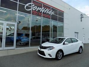 2014 Toyota COROLLA LE ECO TOIT+BLUETOOTH+MAGS+ SIEGES CHAUFFANT