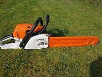 Stihl ms261 2015 chainsaw