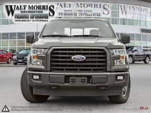 2017 Ford F-150 XLT; SPORT PACKAGE; ONE OWNER, ACCIDENT FREE!!