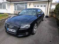 Audi a5 tdi s-line px, swap possible