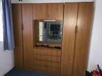 Large wardrobes good condition