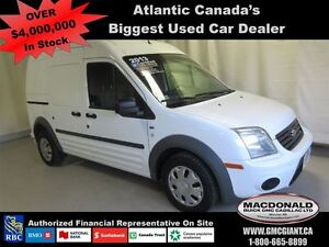 2013 Ford Transit Connect XLT w/o Rear Door Glass