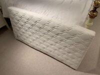 Mamas and papas cotbed anti allergy mattress