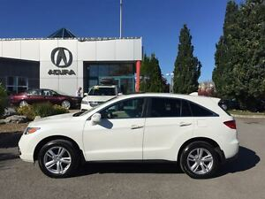 2013 Acura RDX PREMIUM ACURA CERTIFIED PROGRAM 7 YEARS 130K