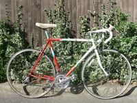 Early Apollo Equipe GT steel Retro Classic Road Bike 57cm