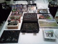 Warhammer sets terrain paints and books