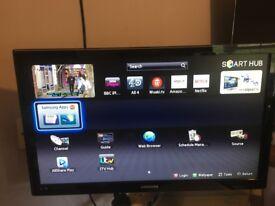 "Samsung 23"" smart tv 5 series 551"