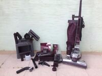 Used Kirby G5 Vacuum Cleaner with numerous accessories.