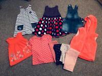 Girls Clothing Bundle (2-4years)