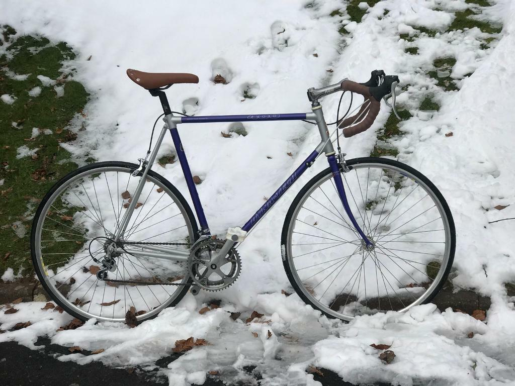 Raleigh Dynatech 400 Road Bike. 58cm Steel Frame. | in Stoke Bishop ...