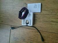 Fitbit charge HR size s/p