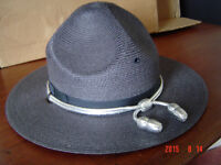 US campaign hat (state trooper)