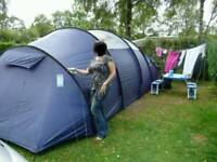 Tent 8 Berth only used twice fantastic condition