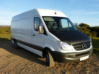 Local Man and Van Service, Courier, UK Collection & Delivery Service, Removals, Student moves + More