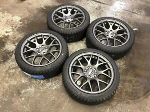"17"" VMR Wheels and Winter Tire Package 225/45R17 (Volkswagen Jetta, Golf) Calgary Alberta Preview"